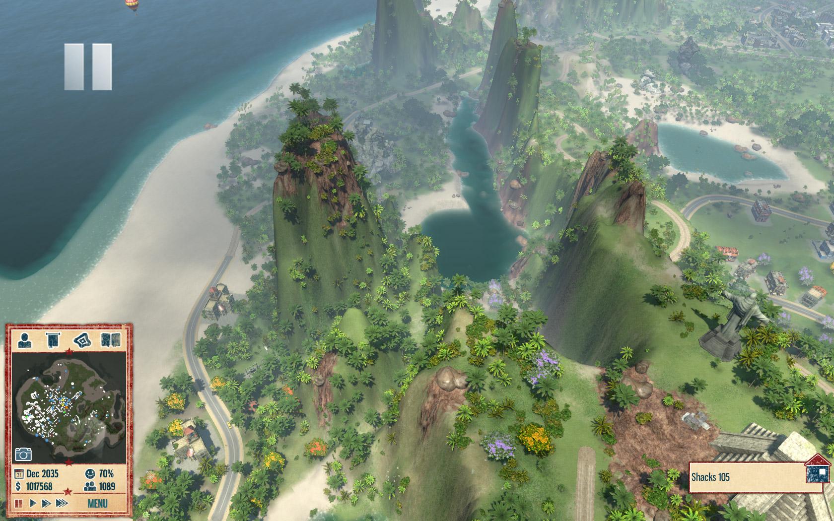 Tropico все для игры тропико коды читы прохождения